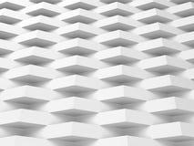 3d fond abstrait, soulagement géométrique illustration stock