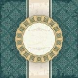 3 d formie ram trzy piękne wymiarowej ilustracji bardzo roczne Obraz Stock
