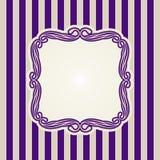 3 d formie ram trzy piękne wymiarowej ilustracji bardzo roczne Zdjęcie Royalty Free