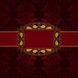 3 d formie ram trzy piękne wymiarowej ilustracji bardzo roczne Zdjęcia Royalty Free