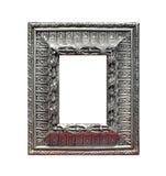 3 d formie ram trzy piękne wymiarowej ilustracji bardzo roczne Fotografia Royalty Free