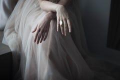 3d frambragt bildcirkelbröllop Gifta sig symboler, attribut Ferie beröm Arkivfoto