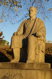 d Franklin Roosevelt雕象 免版税图库摄影