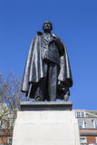 d Franklin Roosevelt 罗斯福雕象在伦敦 免版税图库摄影