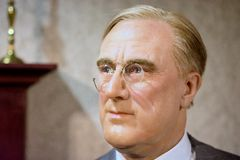 d Franklin Roosevelt roosevelt Zdjęcie Royalty Free