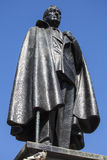 D Franklin Roosevelt Roosevelt Statue i London royaltyfria bilder