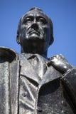 D Franklin Roosevelt Roosevelt Statue i London Royaltyfri Foto
