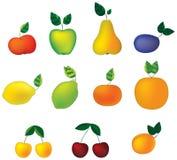 D-frukt Arkivfoto