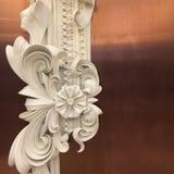 2D fundo da flor Fotografia de Stock
