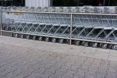 3d fura wytwarzający wizerunku zakupy zakupy tramwaju zakupy, biznes obrazy stock
