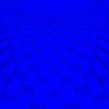 3d futuriste abstrait cube le fond Image libre de droits