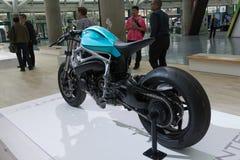 3D-gedrukt super fiets Stock Afbeeldingen
