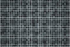 3d geef achtergrond van zwembadtegels terug Stock Fotografie