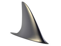 De Vin van de haai Stock Afbeelding