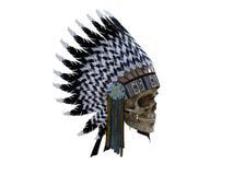 3d geef van skelet terug royalty-vrije stock afbeeldingen