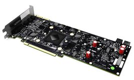 3d generic detailed  graphic video card Stock Photography
