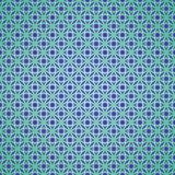 3d geometric mosaic, persian motif. Mosque decoration element. I. Slamic geometric pattern. Elegant lime green oriental ornament on purple background vector illustration