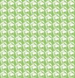 3d geometric seamless vector pattern of green dodecahedrons. This seamless vector pattern features a geometric design with dodecahedron motives in shades of vector illustration