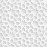 3d Geometric Star Pattern Background Stock Images