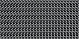 3D Geometric Weave Abstract Wallpaper Background. Render of 3D Geometric Weave Abstract Wallpaper Background royalty free illustration