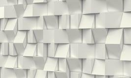 3d geometryczny tło Zdjęcie Royalty Free