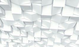 3d geometryczny tło Fotografia Royalty Free