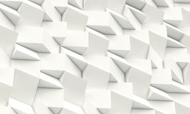 3d geometryczny tło Zdjęcia Stock