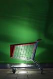 3D geproduceerd beeld Stock Foto