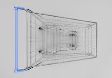 3D geproduceerd beeld Royalty-vrije Stock Afbeeldingen