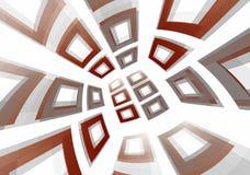 3d gestaltet Hintergrund Lizenzfreies Stockfoto
