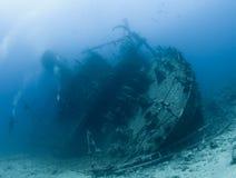 d gianiss shipwreck fotografia royalty free