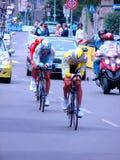 D-giroitalia sista race Fotografering för Bildbyråer