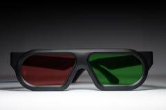 3D Glas Stock Foto's