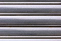 De achtergrond van het aluminium Royalty-vrije Stock Foto's