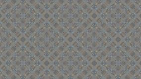 2D graphic pattern background that rotates in a clockwise direction composed of several designs with multicolored texture. royalty free illustration