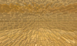 3D Graphic. 3 D wallpapers from solid wood Stock Images