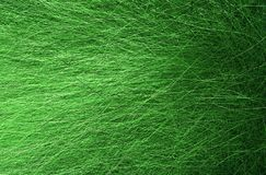 3d green grass hair gradient background Royalty Free Stock Photo