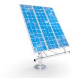 3d groen energieconcept stock illustratie