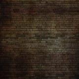 3D grunge brick wall texture. 3D render of a grunge style brick wall texture Royalty Free Illustration