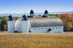 (D.H Day Barn) - de Slaap draagt Duinen Nationaal Meer Stock Afbeelding
