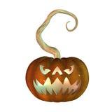 3d Halloween bania Zdjęcie Royalty Free