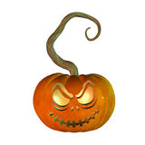 3d Halloween bania Zdjęcie Stock