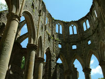d'Hambye de Abbaye Fotos de archivo