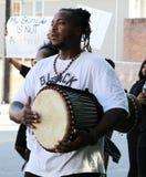 D'Hba, Charleston, capítulo da matéria das vidas do preto do SC Imagem de Stock Royalty Free