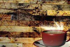 3d het teruggeven Kop van koffie Stock Foto's