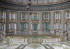 3D het Teruggeven Sprookjepaleis Royalty-vrije Stock Afbeelding