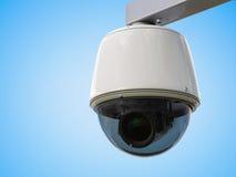 3d het teruggeven veiligheidscamera of kabeltelevisie-camera Royalty-vrije Stock Foto's