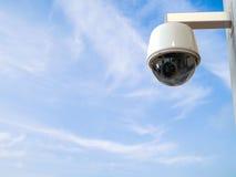 3d het teruggeven veiligheidscamera of kabeltelevisie-camera Royalty-vrije Stock Afbeelding