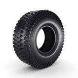3D het teruggeven vrachtwagenband Royalty-vrije Stock Fotografie