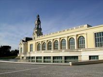 d Hiver Le Palais zdjęcia royalty free